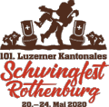 Luzerner Kantonales Schwingfest 2020 in Rothenburg
