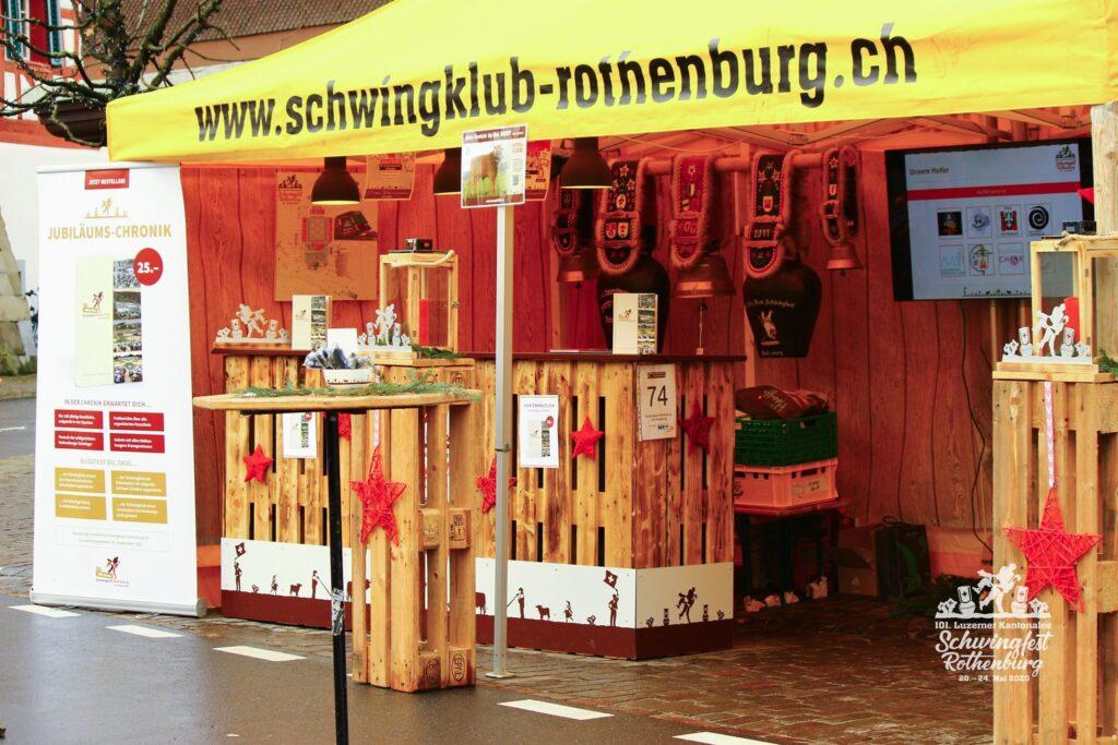 Weihnachtsmarkt Rothenburg 2021